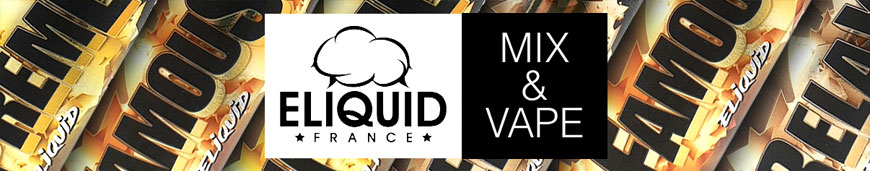 Shake & Vape / Flavor Shots  ELiquid France Mix & Vape