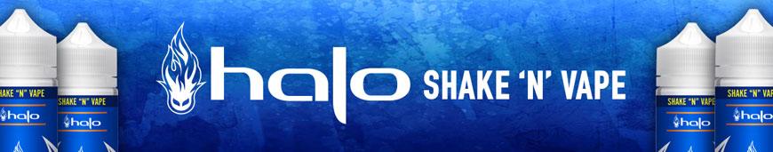 Shake & Vape / Flavor Shots  Halo Shake N Vape