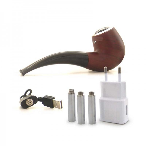 e-Cigarette Kits - eCig e-pipe 510 Carto