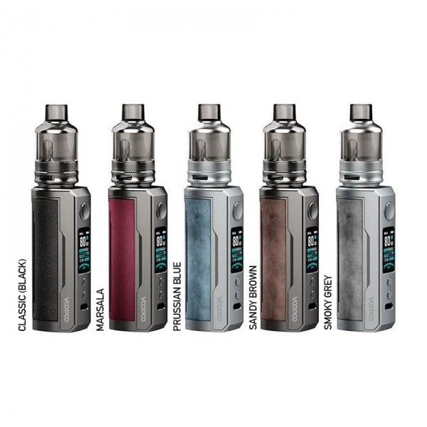 Starter kits - Voopoo Drag X Plus Kit 5.5ml