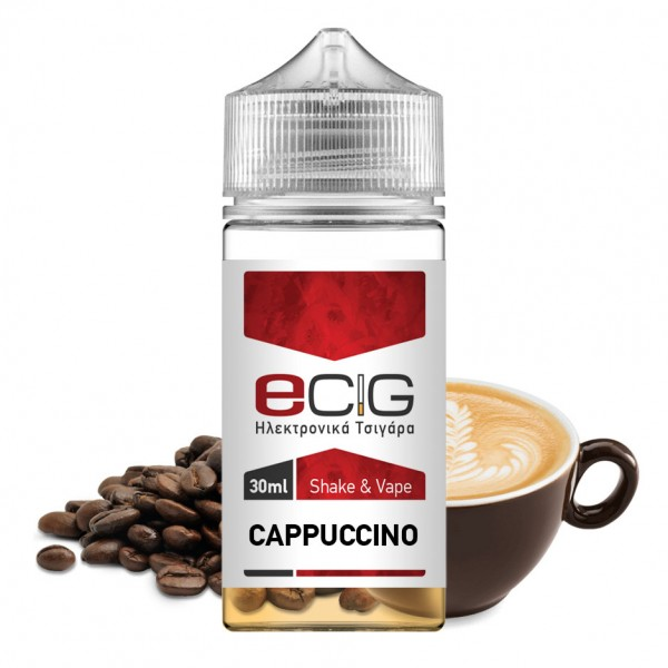 White Label Shake & Vape - Cappuccino White Label SNV 30ml / 100ml