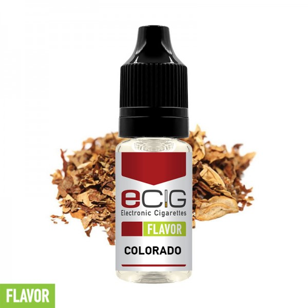 eCig Flavors - ColoRado Concentrate 10ml