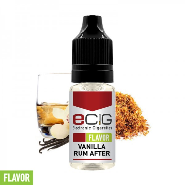 Vanilla Rum After Concentrate 10ml