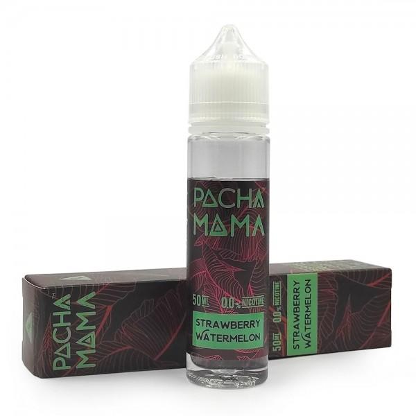 Charlies Chalk Dust - Pachamama Strawberry Watermelon 50ml Shortfill
