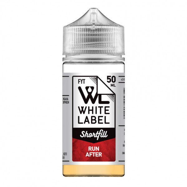 eCig Free Your Taste - Run After (Vanilla) 50ml - FYT