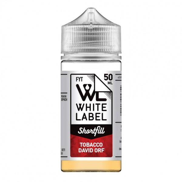 eCig Free Your Taste - Tobacco David Orf 50ml - FYT