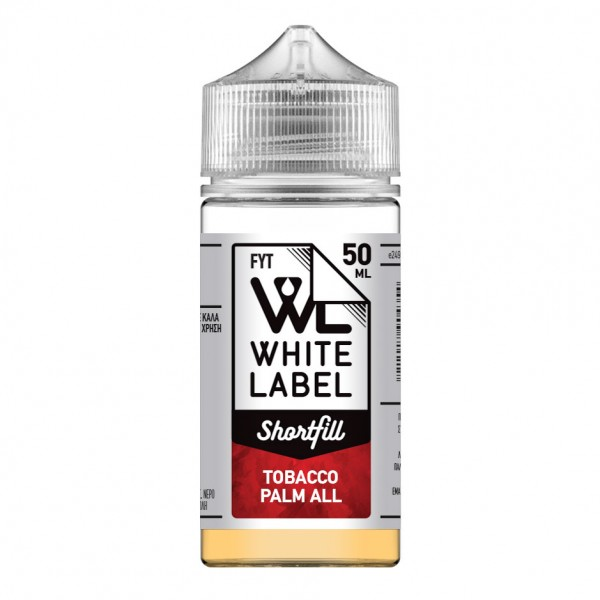eCig Free Your Taste - Tobacco Palm All 50ml - FYT