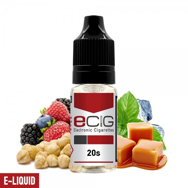 eCig White Label - 20s