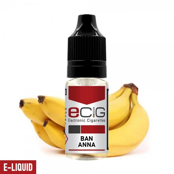 eCig White Label - Ban Anna