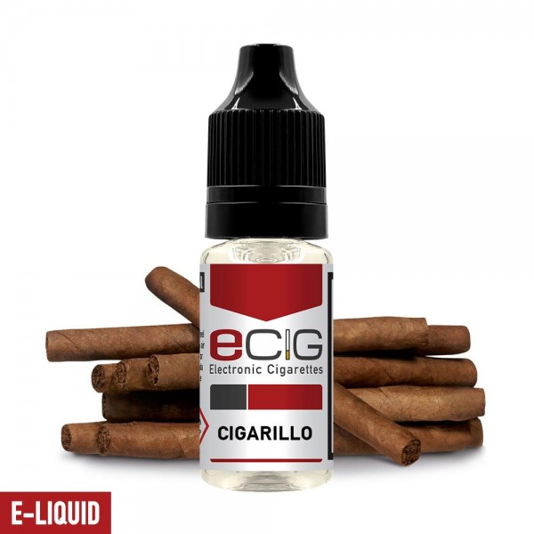 eCig White Label - Cigarillo