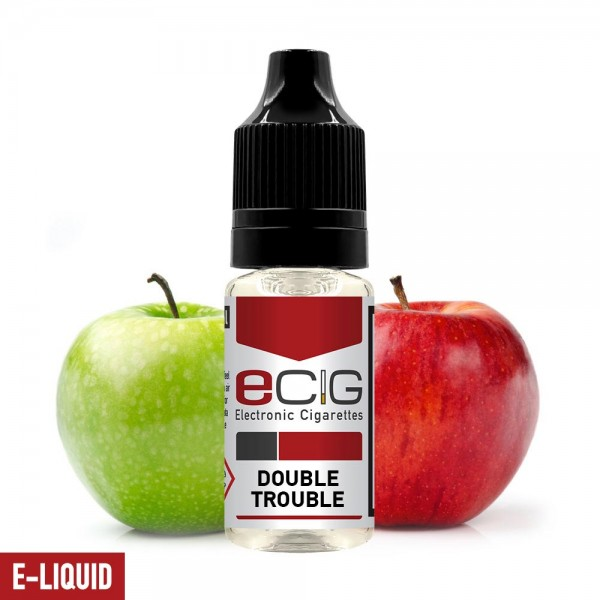 eCig White Label - Double Trouble