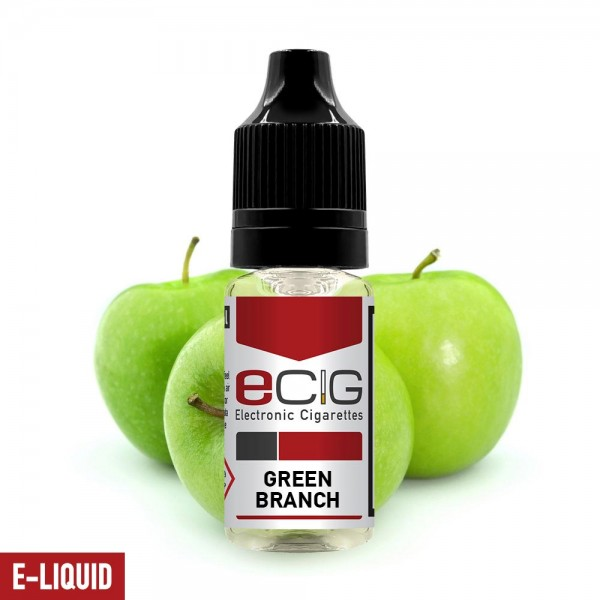 eCig White Label - Green Branch