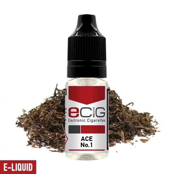 eCig White Label - Tobacco - Ace N.1