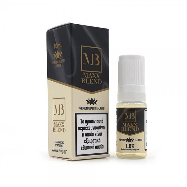 eCig White Label - Tobacco - Maxx-Blend