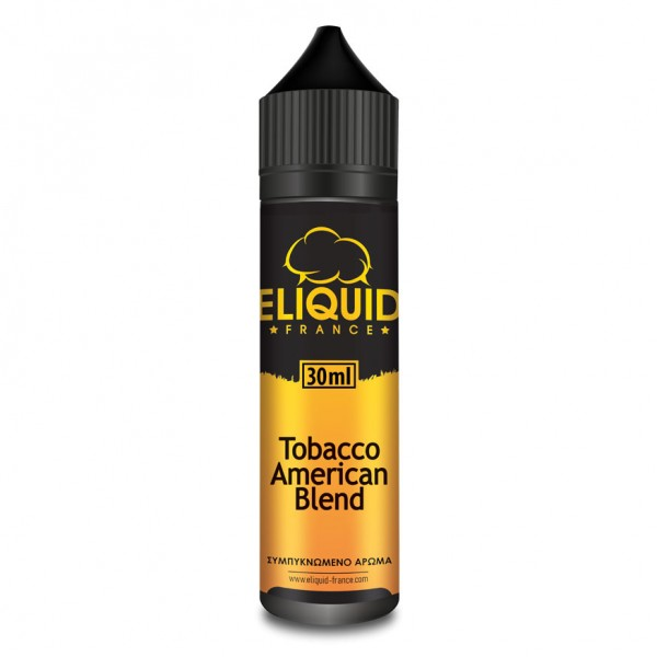 ELiquid France Mix & Vape - Eliquid France Flavor Shot - American Blend - 30ml/70ml