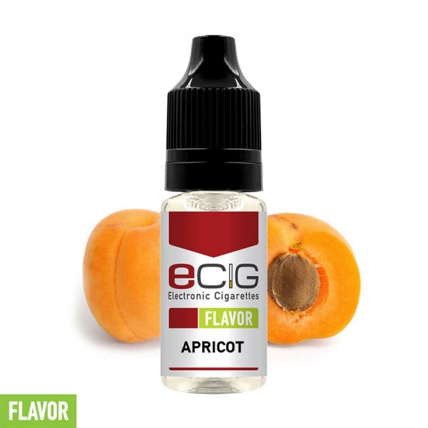 eCig Flavors - Apricot Concentrate 10ml