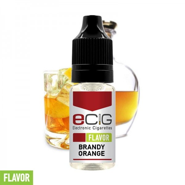 eCig Flavors - Brandy Orange Concentrate 10ml
