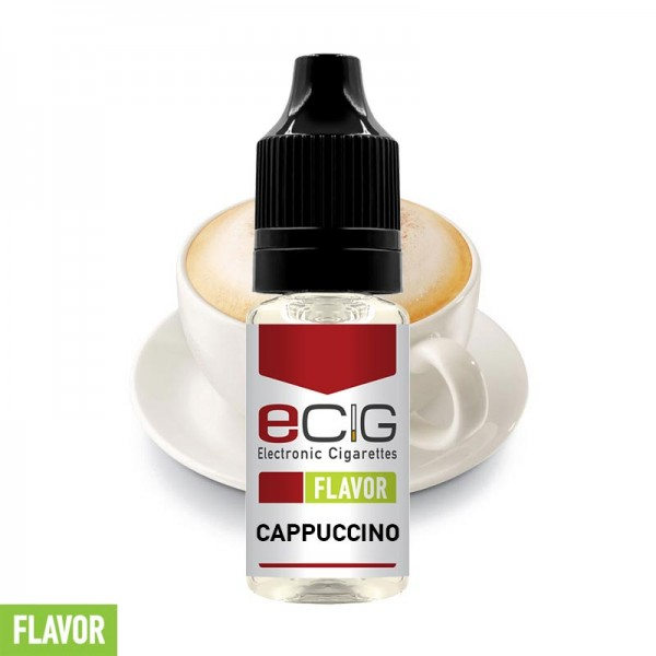 eCig Flavors - Cappuccino Concentrate 10ml