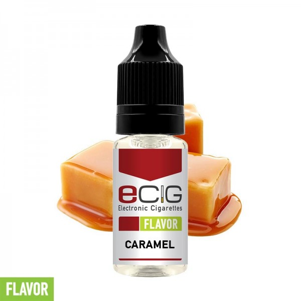 eCig Flavors - Caramel Concentrate 10ml