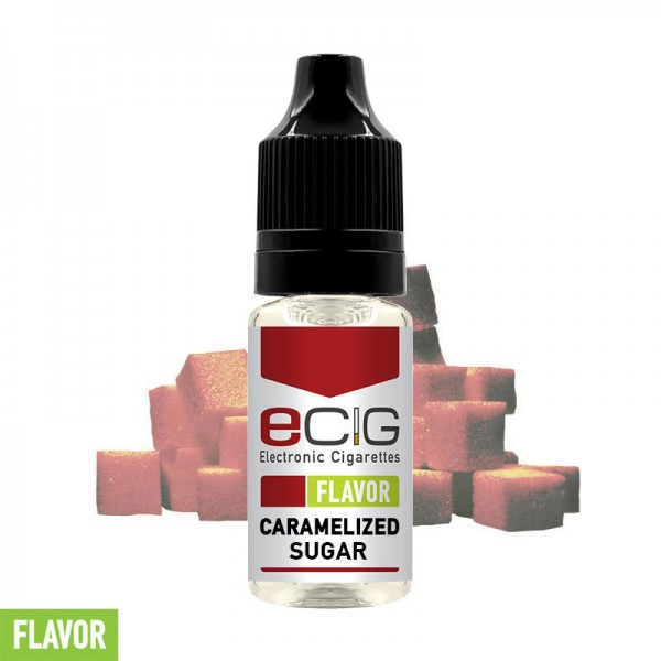 eCig Flavors - Caramelized Sugar Concentrate 10ml