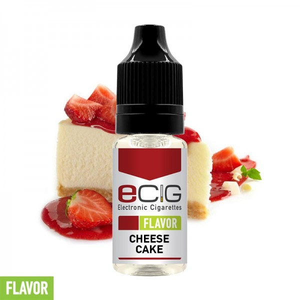 eCig Flavors - Cheese Cake Concentrate 10ml