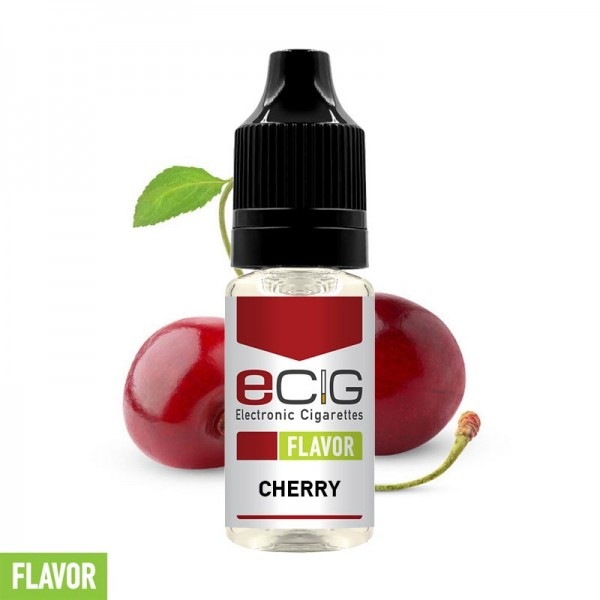 eCig Flavors - Cherry Concentrate 10ml