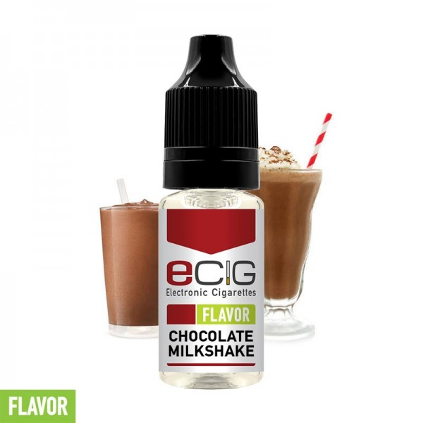 eCig Flavors - Chocolate Milkshake Concentrate 10ml