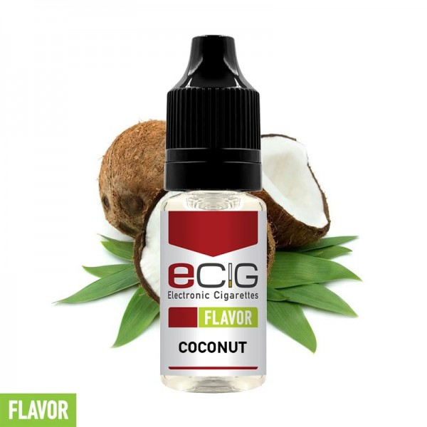 eCig Flavors - Coconut Concentrate 10ml