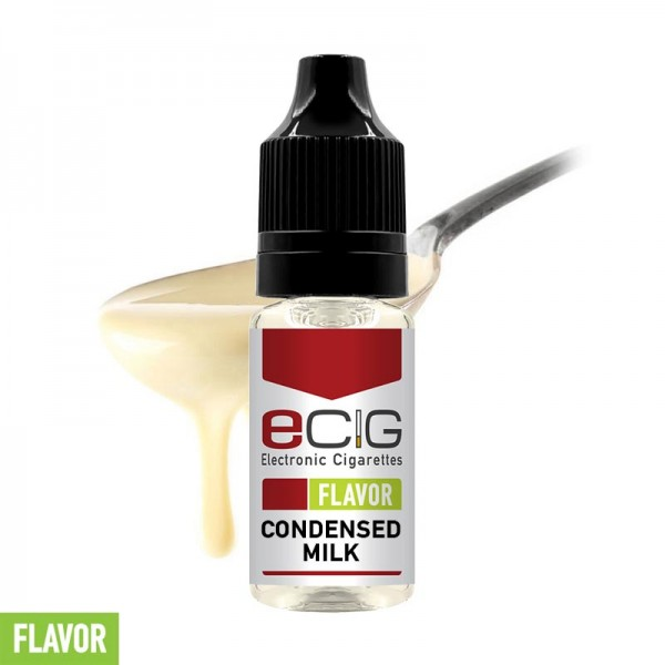eCig Flavors - Condensed  Milk Concentrate