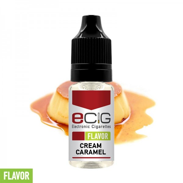Cream Caramel Concentrate 10ml