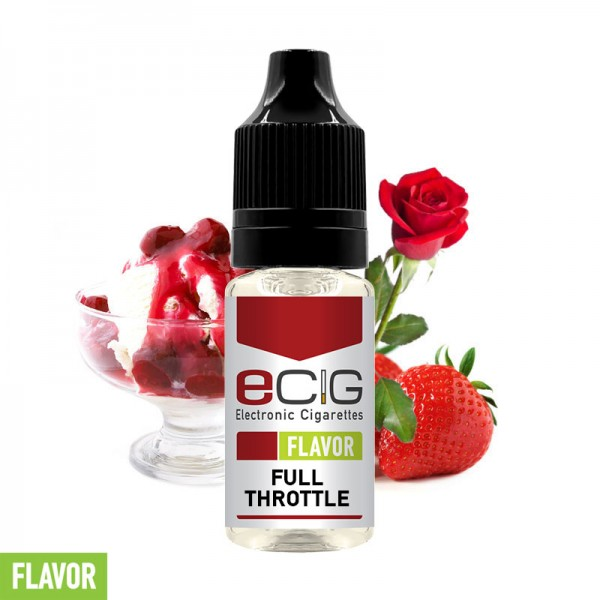 eCig Flavors - Full Throttle Concentrate 10ml