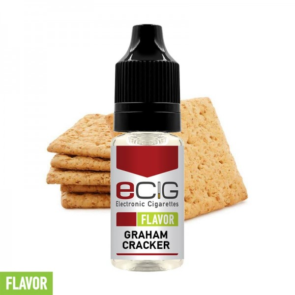 eCig Flavors - Graham Cracker Concentrate 10ml