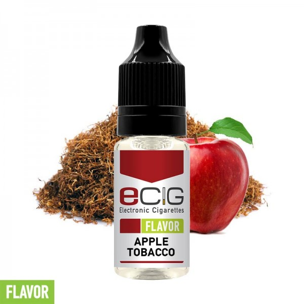 eCig Flavors - Greek Apple Concentrate 10ml