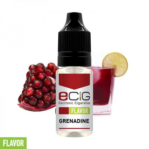 eCig Flavors - Grenadine Concentrate 10ml