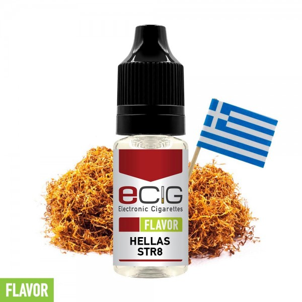 Hellas Str8 Concentrate 10ml