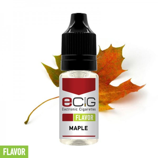 eCig Flavors - Maple Concentrate 10ml