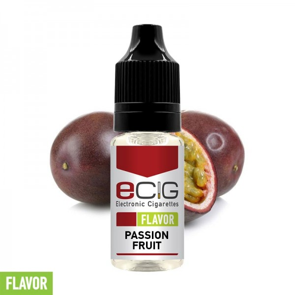 eCig Flavors - Passion Fruit Concentrate 10ml