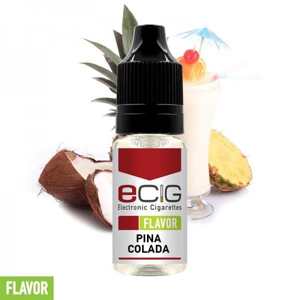 eCig Flavors - Pina Colada Concentrate 10ml