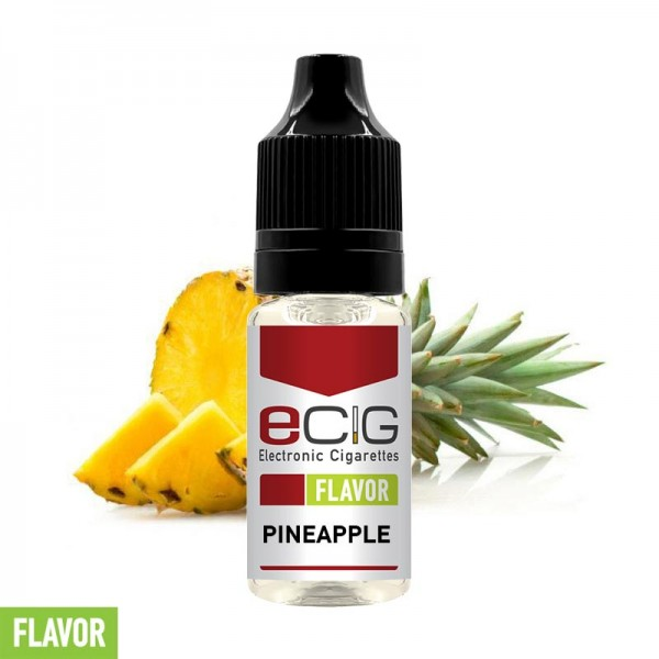 eCig Flavors - Pineapple Concentrate 10ml