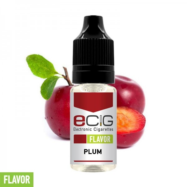 eCig Flavors - Plum Concentrate 10ml