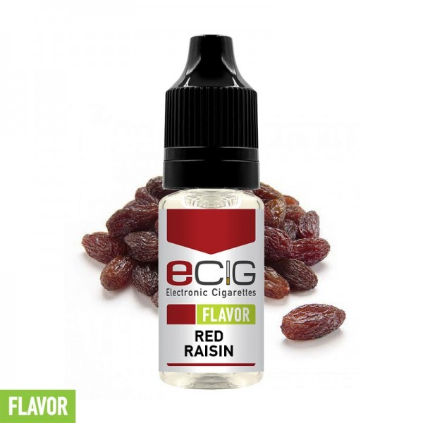 eCig Flavors - Raisin Red Concentrate 10ml