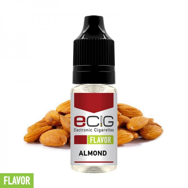 eCig Flavors - Roasted Almond Concentrate 10ml