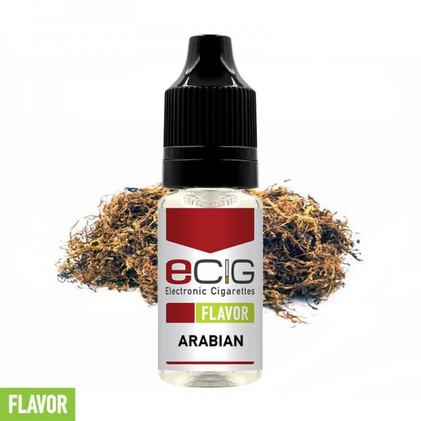 eCig Flavors - Tobacco Arabian Concentrate 10ml