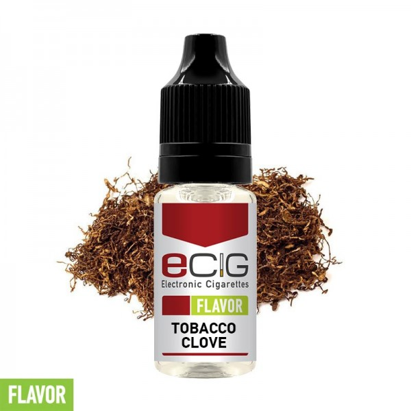eCig Flavors - Tobacco Cloves Concentrate 10ml