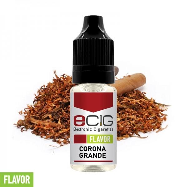 eCig Flavors - Tobacco Corona Grande Concentrate 10ml