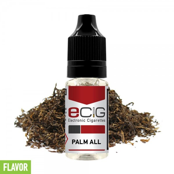 eCig Flavors - Tobacco Palm All Concentrate 10ml