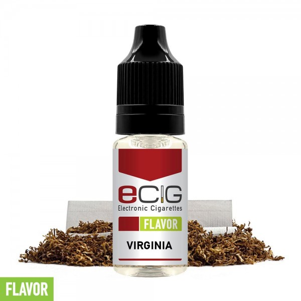 Tobacco Virginia Concentrate 10ml