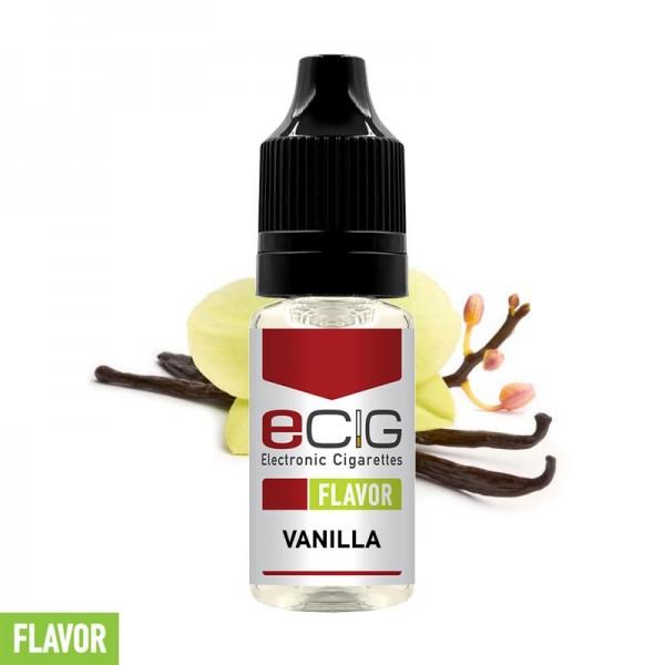 eCig Flavors - Vanilla Concentrate