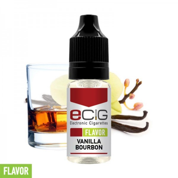 eCig Flavors - Vanilla Bourbon Concentrate 10ml