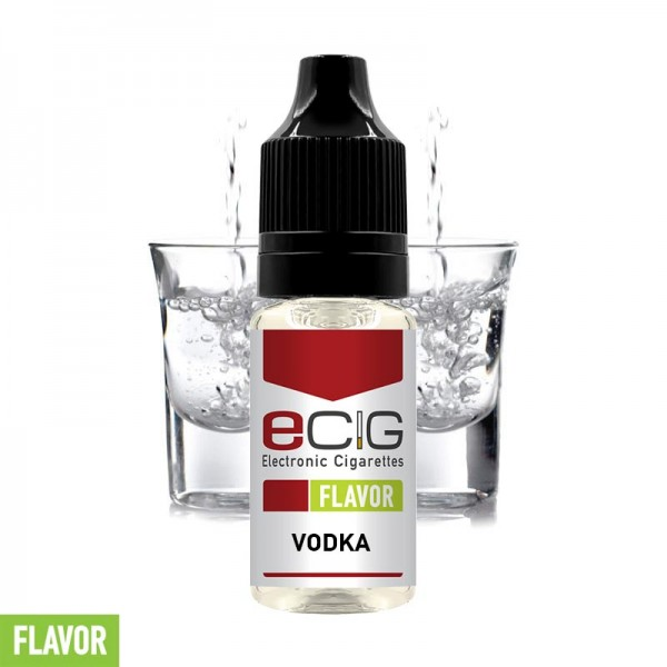 eCig Flavors - Vodka Concentrate 10ml